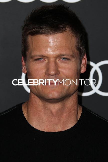 LOS ANGELES, CA - JANUARY 09: Bailey Chase at the Audi Golden Globe Awards 2014 Cocktail Party held at Cecconi's Restaurant on January 9, 2014 in Los Angeles, California. (Photo by Xavier Collin/Celebrity Monitor)