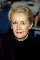 FILE PHOTO - Andree Lachapelle, novembre 1995<br /> <br /> <br /> PHOTO :   Agence quebec Presse