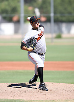 Clayton Tanner / San Francisco Giants 2008 Instructional League..Photo by:  Bill Mitchell/Four Seam Images