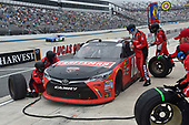 #18: Ryan Preece, Joe Gibbs Racing, Toyota Camry Craftsman