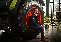 Trevor Tyrrell MD of Claas, at his offices in Bury St Edmunds, Suffolk,UK.