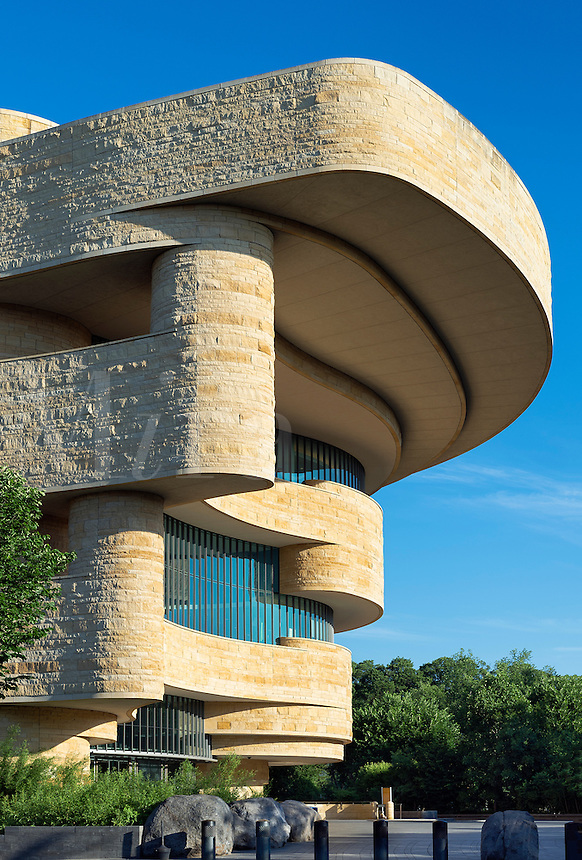National Museum of the American Indian, Washington D.C., USA