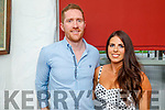 Brian O'Sullivan and Michelle O'Shea enjoying the evening in Cassidys on Friday