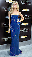 NEW YORK CITY, NY, USA - JUNE 25: Actress Nicola Peltz arrives at the New York Premiere Of Paramount Pictures' 'Transformers: Age Of Extinction' held at the Ziegfeld Theatre on June 25, 2014 in New York City, New York, United States. (Photo by Celebrity Monitor)