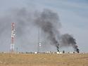Iraq 2011 Taq Taq oil field  in Iraqi Kurdistan<br /> Irak 2011 Champ de petrole de Taq Taq au Kurdistan irakien