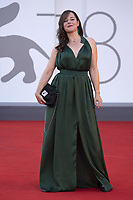 Laure Calamy attending the Closing Ceremony Red Carpet as part of the 78th Venice International Film Festival in Venice, Italy on September 11, 2021. <br /> CAP/MPI/IS/PAC<br /> ©PAP/IS/MPI/Capital Pictures