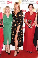 Morganna Robinson<br /> in the winners room for the BAFTA TV Awards 2018 at the Royal Festival Hall, London<br /> <br /> ©Ash Knotek  D3401  13/05/2018