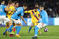 Lionel Messi of Barcelona<br /> Napoli 25-02-2020 Stadio San Paolo <br /> Football Champions League 2019/2020 - Round 16, 1st leg<br /> SSC Napoli - FC Barcelona<br /> Photo Cesare Purini / Insidefoto