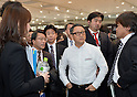 Toyota Motor Corp. presenting its motor sports activities for 2014