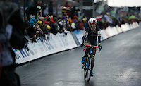 happy 2nd: Caroline Mani (FRA)<br /> <br /> Elite Women's race<br /> UCI 2016 cyclocross World Championships