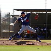 Kendall Williams - 2020 AIL Dodgers (Bill Mitchell)