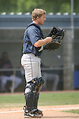 March 20th 2008:  Brian Juhl of the Cleveland Indians minor league system during Spring Training at Chain of Lakes Training Complex in Winter Haven, FL.  Photo by:  Mike Janes/Four Seam Images