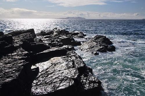 Coast of Ireland by Tom Szumski