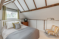 BNPS.co.uk (01202 558833)<br /> Pic: KnightFrank/BNPS<br /> <br /> Vicar of Dibley<br /> <br />  An idyllic country cottage that featured in the TV comedy The Vicar of Dibley has emerged for sale for £650,000.<br /> <br /> Windmill Cottage is in the heart of the charming village of Turville in Buckinghamshire which doubled as Dibley in the BBC sitcom.<br /> <br /> The quaint 17th century home was seen on-screen in a number of episodes between 1994 and 2007.<br /> <br /> It is also just a stones' throw from the church of St Mary the Virgin which was called St Barnabus' in the show.