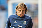 Luka Modric of Real Madrid in training prior to the La Liga 2016-17 match between Real Madrid and Malaga CF at the Estadio Santiago Bernabéu on 21 January 2017 in Madrid, Spain. Photo by Diego Gonzalez Souto / Power Sport Images