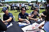 Pirelli World Challenge<br /> Grand Prix of Road America<br /> Road America, Elkhart Lake, WI USA<br /> Saturday 24 June 2017<br /> Peter Kox, Ryan Eversley<br /> World Copyright: Richard Dole/LAT Images<br /> ref: Digital Image RD_USA_00200