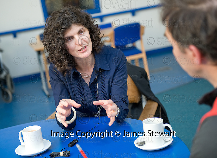 :: JACKIE KILLEEN, DIRECTOR BIG LOTTERY FUND SCOTLAND IS INTERVIEW FOR THE HERALD ::..