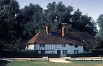 The Village Pub. Three Chimneys. Biddenden, Kent, England. 1990s 1991
