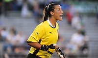 Jillian Loyden..Saint Louis Athletica defeated Sky Blue F.C 1-0, at The Anheuser-Busch Soccer Park, Fenton, Missouri.