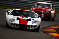 SPA SIX HOURS ENDURANCE - #6 FORD GT40 - WOOD TONY (GB) GRIFFITHS MILES (GB)