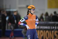 SPEEDSKATING: 13-02-2020, Utah Olympic Oval, ISU World Single Distances Speed Skating Championship, Team Sprint Ladies, Femke Kok (NED), ©Martin de Jong