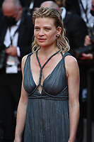 """CANNES, FRANCE. July 6, 2021: Melanie Thierry at the premiere of """"Annette"""" at the gala opening of the 74th Festival de Cannes.<br /> Picture: Paul Smith / Featureflash"""