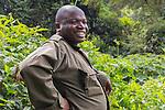 Oliver On Gorilla Treck