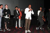 Les danseurs fantastique projection du film - Avant-premiere du film 'Free Dance' au cinÈma Gaumont Aquaboulevard