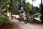 NELSON, NEW ZEALAND - April 11: 2015 Kaiteriteri 6Hr MTB Race on April 11, 2015 in Motueka, New Zealand. <br /> (Photo by: Chris Symes Shuttersport Limited)