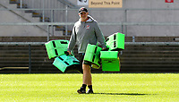 Friday 4th September 2020 | Ulster Captain's Run<br /> <br /> Ulster Rugby Skills Coach Dan Soper during Captain's Run ahead of the Guinness PRO14 Semi-Final between Edinburgh and Ulster at the BT Murrayfield Stadium Edinburgh, Scotland. Photo by John Dickson / Dicksondigital