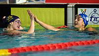 100m Rana Femmine<br /> Pilato Benedetta CC Aniene<br /> Carraro Martina GS Fiamme Azzurre<br /> <br /> Riccione 17/12/20 Stadio del Nuoto <br /> Campionato Italiano 2020 FIN - Italian Swimming Championship<br /> Photo © Pasquale Mesiano/Deepbluemedia/Insidefoto