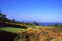 Makena north golf course, Maui