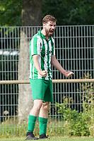 Torjubel Emre Kanman (Klein-Gerau nach dem 3:3 - 15.08.2021 Büttelborn: SV Klein-Gerau vs. SKG Bauschheim, A-Liga