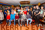 30th Birthday : John McDaid, Listowel celebrating his 30th birthday with family & friends at Mike The Pies Bar, Listowel on Saturday night last.