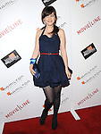 Zooey Deschanel at The Movieline.com Presentation of The 4th Annual Hamilton Behind the Camera Awards held at The Highlands in Hollywood, California on November 08,2009                                                                   Copyright 2009 DVS / RockinExposures