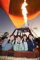 20150915 15 September Hot Air Balloon Cairns