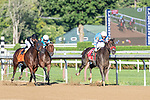 September 06, 2020: Come Dancing #1, ridden by Irad Oritz Jr. trained by W. I. Mott.  wins the Honable Miss H on Spinaway day at Saratoga Race Course in Saratoga Springs, New York. Rob Simmons/CSM