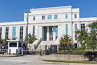 The Federal Bureau of Investigation (FBI) Field Office in Mobile, Alabama.