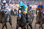 May 5, 2012. Bodemeister and Mike Smith lead the field in the 138th Kentucky Derby at Churchill Downs in Louisville, KY