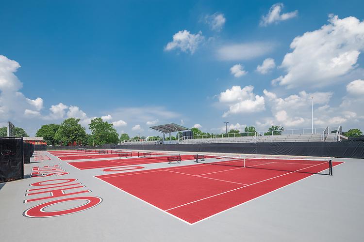 Ohio State University Athletic Fields | GBBN