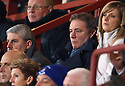 RANGERS MANAGER MANAGER ALLY MCCOIST WATCHES FROM THE STAND