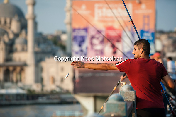 Turkey, Istanbul    Photo Kees Metselaar
