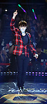 "V.I(BIGBANG), Jul 24, 2014 : South Korean singer V.I(Seung-Ri) of boy band Big Bang, performs at the 10th anniversary live special of weekly music chart show, ""M! Countdown"" of Mnet in Goyang, north of Seoul, South Korea. (Photo by Lee Jae-Won/AFLO) (SOUTH KOREA)"