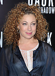 Alex Kingston attends TheParamount Pictures' L.A. Premiere of Jack Ryan : Shadow Recruit held at The Chinese Theatre in Hollywood, California on January 15,2014                                                                               © 2014 Hollywood Press Agency