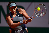 30th May 2021; Roland Garros, Paris, France; French Open Tennis championships, day 1;  Naomi Osaka jpn