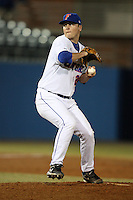 March 9, 2010:  Pitcher Nick Maronde (26) of the Florida Gators during a game at McKethan Stadium in Gainesville, FL.  Photo By Mike Janes/Four Seam Images