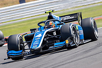 16th July 2021; Silverstone Circuit, Silverstone, Northamptonshire, England; F2 British Grand Prix, Free Practice; Felipe Drugovich in his UNI-Virturosi Racing Dallara F2 2018