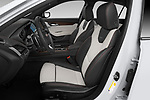 Front seat view of 2020 Cadillac CT5-V V-Series 4 Door Sedan Front Seat  car photos