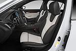 Front seat view of 2020 Cadillac CT5-V V-Series 4 Door Sedan Front Seat  car photos