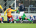 11/01/2011   Copyright  Pic : James Stewart.sct_jsp006_falkirk_v_partick_th   .:: LIAM BUCHANAN SCORES PARTICK'S FIRST  ::.James Stewart Photography 19 Carronlea Drive, Falkirk. FK2 8DN      Vat Reg No. 607 6932 25.Telephone      : +44 (0)1324 570291 .Mobile              : +44 (0)7721 416997.E-mail  :  jim@jspa.co.uk.If you require further information then contact Jim Stewart on any of the numbers above........